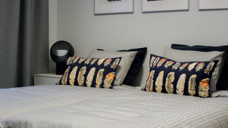 Apartamentai (1 miegamasis)